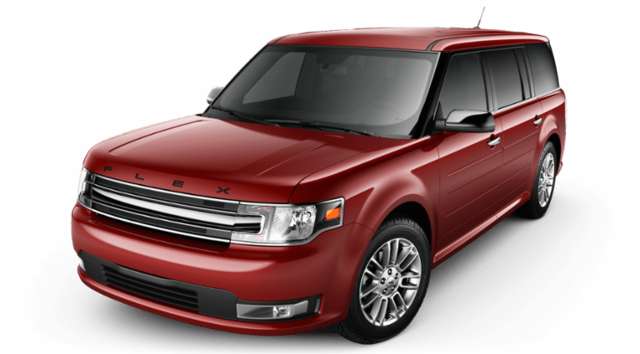 New 2019 Ford Flex SEL Crossover 2FMHK6C89KBA17944 for sale in Hobart, IN